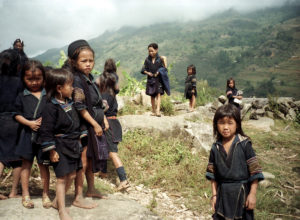 Black-Hmong-village